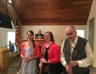 Easter Sunday Instrumentalists 2017