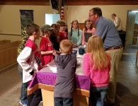 Teaching Communion