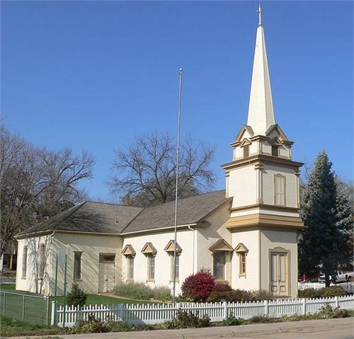 old presbyterian church
